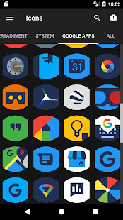 Tinicon - Icon Pack Screenshot