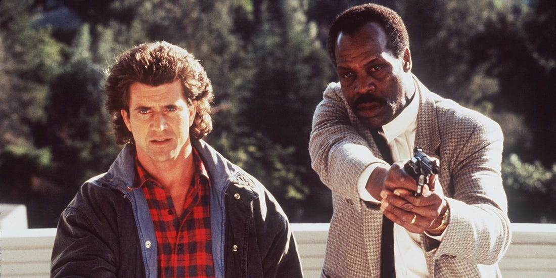 Image result for lethal weapon