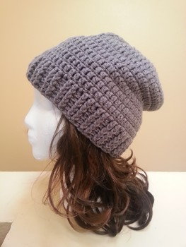 Free pattern: The harlowe slouch