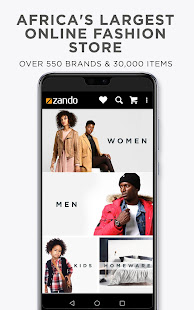Online Shopping – Fashion – Zando 2