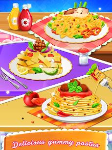 Pasta Cooking Mania: Kitchen Game 6