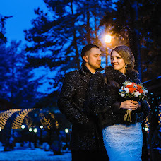 Wedding photographer Yuliya Spirova (spiro). Photo of 07.02.2018