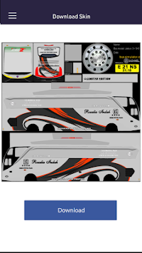 Download Livery Bussid Rosalia Indah APK latest version by Top Skin