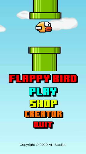 Flap The Bird 1.0.0 screenshots 1
