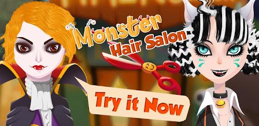 Приложения в Google Play – Monster Hair Salon