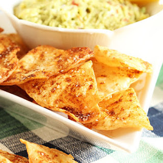 Spicy Cumin Dusted Tortilla Chips