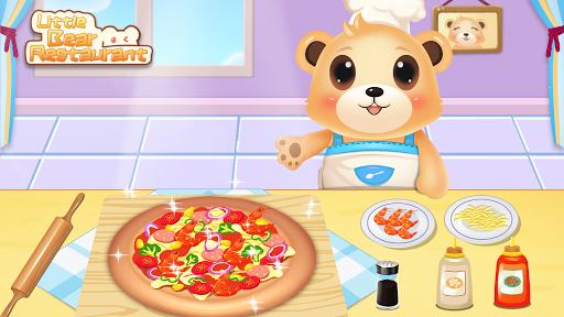 Little Bear Restaurant  {cheat hack gameplay apk mod resources generator} 2