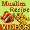Muslim Recipes VIDEOs icon