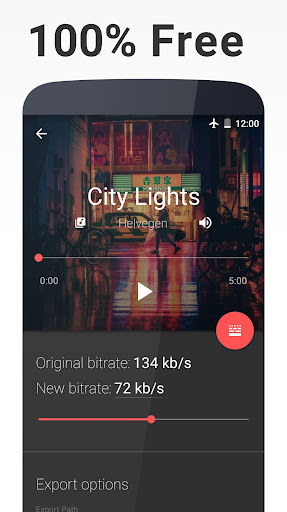 Timbre: Cut, Join, Convert Mp3 Audio & Mp4 Video 3.1.1 screenshots 10