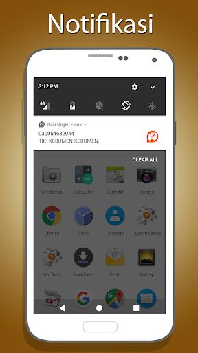 Cek Resi dan Ongkir Kiriman 14.8 screenshots 2