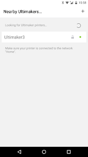 Ultimaker 3- screenshot thumbnail