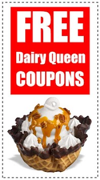 Coupons for Dairy Queen