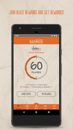 Screenshot for Blaze Pizza in United States Play Store