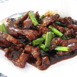 Mongolian Beef Meat Recipes