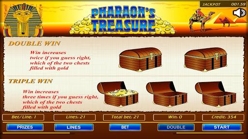 Pharaoh's Treasure screenshot 2