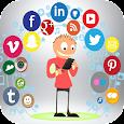 Socialize- All Social Media icon