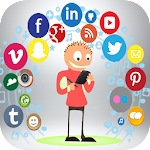 Socialize- All Social Media Icon