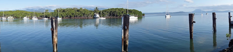 Photo: Leaving Port Douglas Marina to head out to the reef.