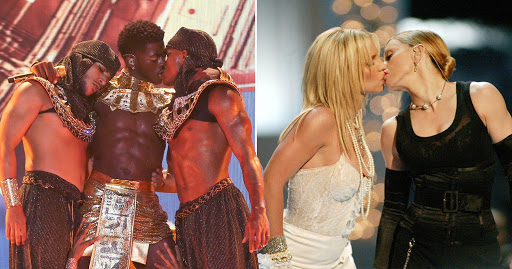 Lil Nas X responds after fans slam Madonna for comparing Britney Spears same-sex kiss to rapper's BET Awards smooch