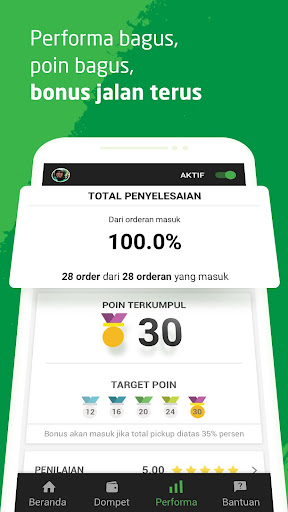 GO-JEK Driver  screenshots 4