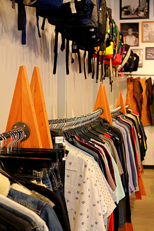 All their gear is curated from local Oakland companies or high-quality small businesses.