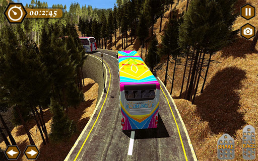 Heavy Mountain Bus simulator 2018 1.5 screenshots 17
