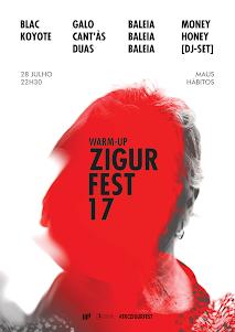 TRC Zigurfest 17 | Primeiras confirmações
