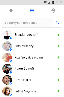 Messenger Lite: Free Calls & Messages Screenshots