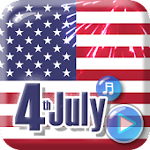 4th of July Live Wallpaper