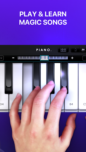 Piano - music games to play & learn songs for free 1.11.01 screenshots 1