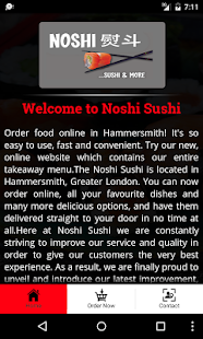 Noshi Sushi- screenshot thumbnail