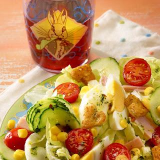 Prinzessinnen-Salat