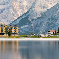 Misurina Lake di