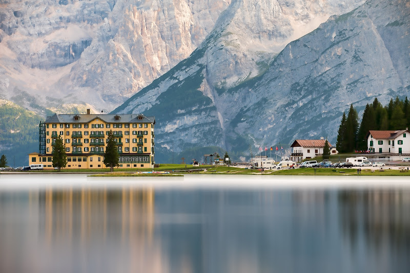 Misurina Lake di davide fantasia