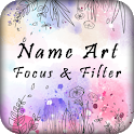 Name art focus filter effects icon