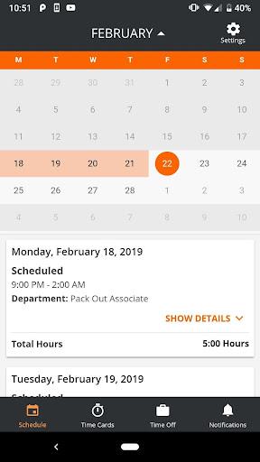 Workforce Tools screenshot 2