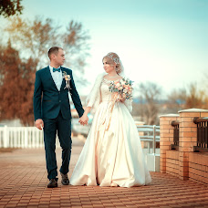 Wedding photographer Elena Yurchenko (lena1989). Photo of 16.02.2018