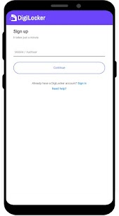 DigiLocker App Download For Android and iPhone 3