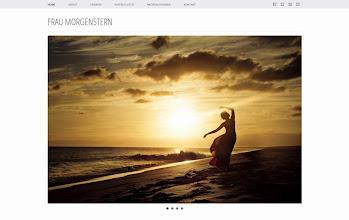 Photo: Referenz Webdesign: Frau Morgenstern (HTML5/CSS3, responsive Design, WordPress)