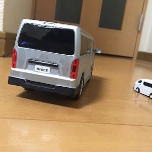 ハイエースバン  GLパッケージ 4WDのカスタム事例画像 みっとさんさんの2019年01月22日20:25の投稿