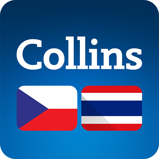 Collins Thai<>Czech Dictionary Icon