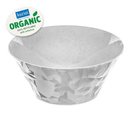 CLUB L, Salladsskål 3,5L Organic grå 4-pack