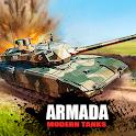 Armada: Modern Tanks - Free Tank Shooting Games icon