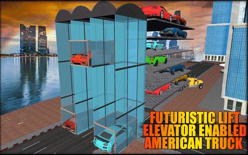 Multi Storey Car Transporter screenshot 10