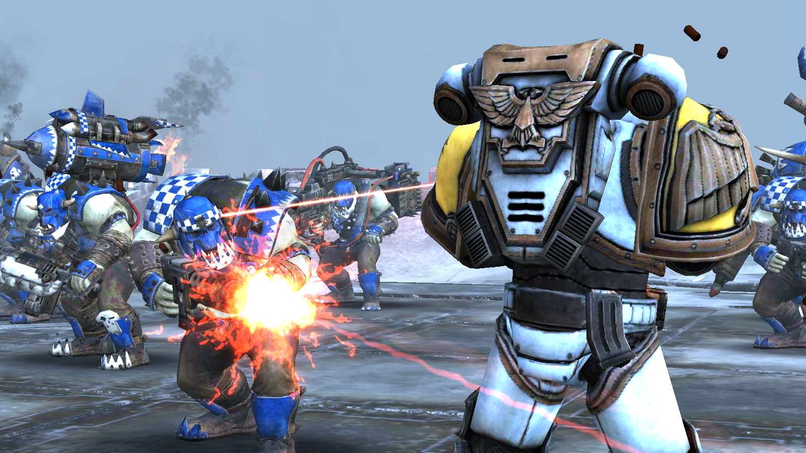 Warhammer 40,000: Regicide- screenshot