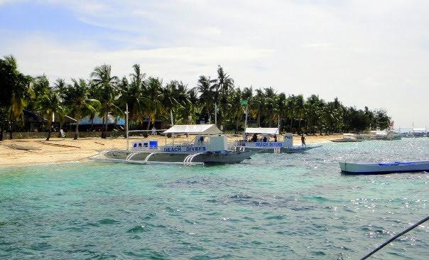 Bounty Beach, Malapascua Island