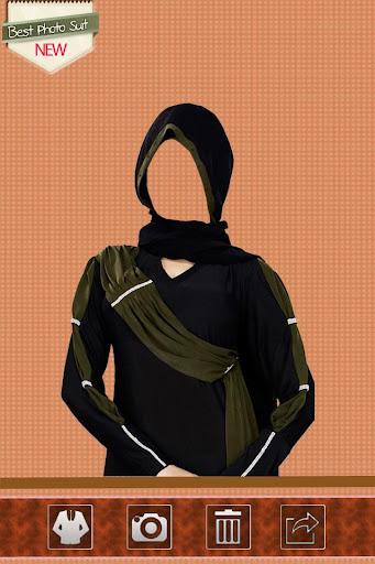 Burka Fashion Suit