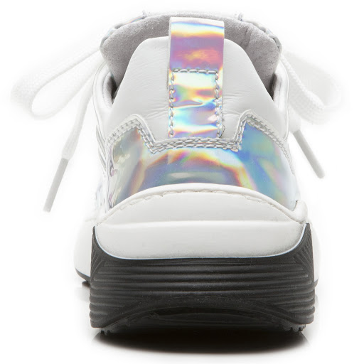 Thumbnail images of Step2wo Milly Iridescent Trainer