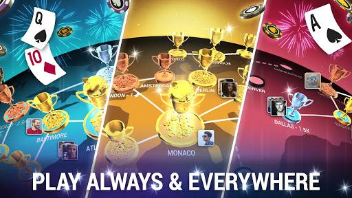 Poker World - Offline Texas Holdem 1.5.19 Mod screenshots 4