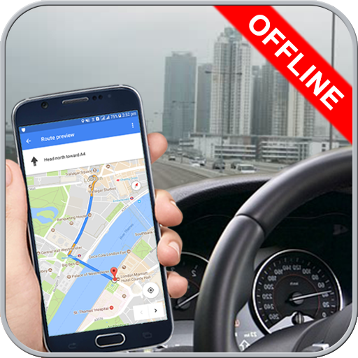 Offline Navigation & Tracking: GPS Route Maps